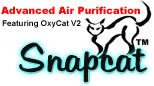 Snapcat photcatalytic oxidation pco technology with germicidal protection