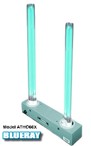 Blueray Super Output Ultraviolet Air Sterilizer