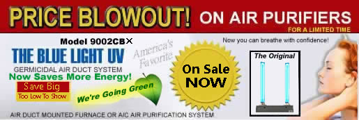 uv air purifier discount sale